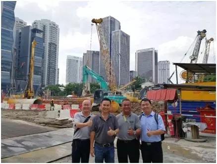 火了!这台国产旋挖钻靠着两宝在马来西亚大受追捧!