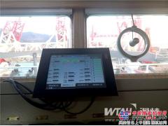 福州龍門吊安全監控系統施工案例15880471606