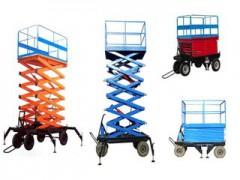 湛江起重机移动液压平台销售18319537898