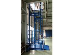 河南欧科泰起重专业制造导轨货梯18837330809