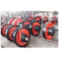 上海若钦电器起重机车轮组现货批发13663031095