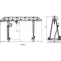 天津静海区门式起重机安装维修13663038555