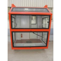 上海若钦电器科技有限公司司机室专业制造