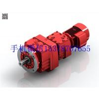 唐山减速机RF67/R37硬齿面减速机迈传组合减速机厂家直销