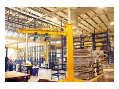 东光立柱式旋臂吊供应商