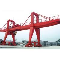 大同雙梁吊鉤門式起重機銷售 13513731163