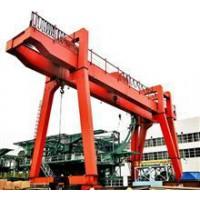 襄城水电站门式起重机乔迁改造13871699444