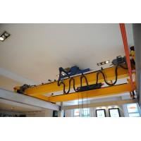 蘇州太倉歐式雙梁起重機經久耐用