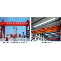 蘇州太倉雙梁橋式起重機安裝維修