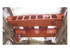 安新水电站用桥式起重机安装维修