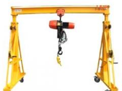 青羊厂家直销移动式龙门吊 15108317555