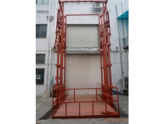 上海导轨货梯18202166906