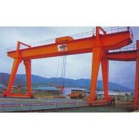 金鑫低价出售二手包厢龙门吊10吨跨度20+6