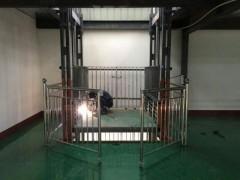 陕西汉中现场制作货梯-吸盘.电话18829768511