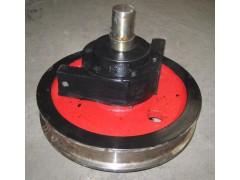 专业生产定做起重机各种车轮组13315771051