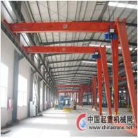上海半龙门式起重机  厂家直销 13621786872