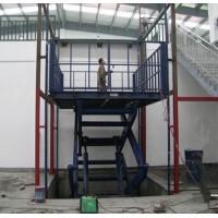 河北廊坊起重机-液压升降货梯现场制作15510097997