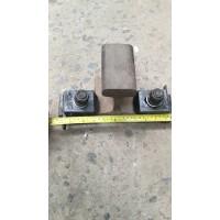 河南43钢轨固定夹板压板,压轨器13262187779