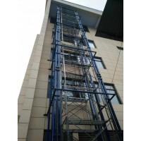 渝北链条式液压升降货梯13677679899