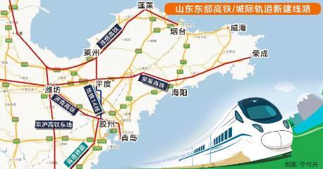 渤海高铁由哈大高速铁路(大连-沈阳段),秦沈客运专线(沈阳-秦皇岛段)