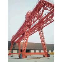 武汉起重机―花架门式起重机安装调试13871412800