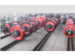 绍兴起重机配件 车轮组15157567561