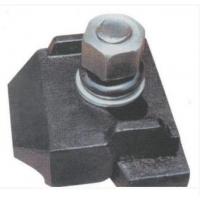 各种型号压轨器夹板压板欢迎来电13262187779宏鑫工矿