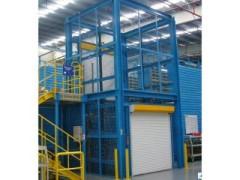 合肥导轨式液压升降货梯