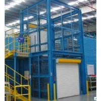 合肥起重机/导轨式液压升降货梯