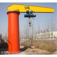 河北廊坊起重机-定柱式悬臂吊行车销售15510097997