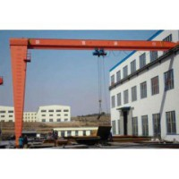 江都半门式起重机设计生产13951432044