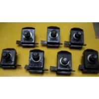 河南工矿压轨器发货不断夹板压板专业销售13262187779