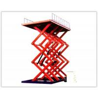 北京起重机销售固定式液压升降平台:13401097927