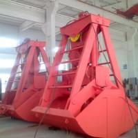上海起重设备 单绳悬挂抓斗13764288868