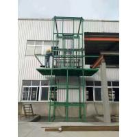 抚顺导轨式液压升降机厂家供货,于经理15242700608