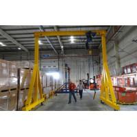 北京起重机-轻小型移动龙门吊厂家供应15810855999