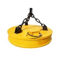 江西供应起重电磁铁-起重电磁吸盘18870919609