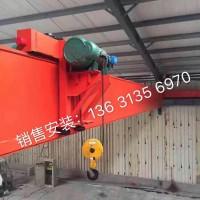广州电动单梁起重机安装销售13631356970