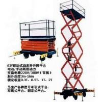 新疆乌鲁木齐起重机-移动升降平台设计13565971018