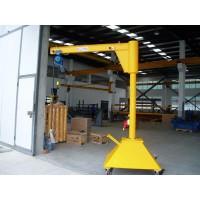 云南普洱起重机-移动式悬臂吊服务热线18288723404