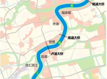 黄浦江核心段岸线综合利用规划:将新增4处轮渡码头