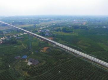 成都至蒲江铁路已初具规模 今年内将正式开通