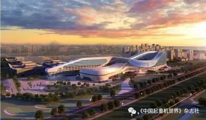 """再揽25亿大单!中铁建工助力会展业发展""""赞""""不停"""