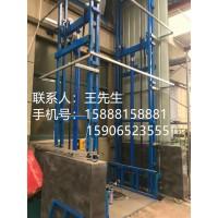 宁波鄞州区横街液压平台货梯安装效果图