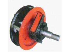 湖州生产起重机用车轮组-双边车轮组厂家13157253888