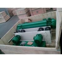 重庆城口县销售双速1吨低净空电动葫芦