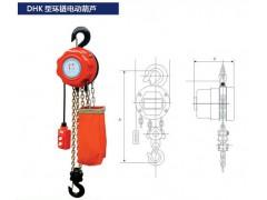 重庆城口县销售DHK型环链电动葫芦