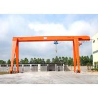 重庆铜梁区MH型电动葫芦门式起重机安装