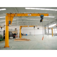 湖南常德厂家直销定柱式悬臂起重机、旋臂吊质优价廉量大从优