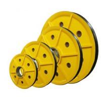 武汉起重机-起重配件优质滑轮片销售13871412800